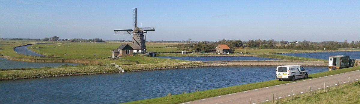 Groen, Water & Land